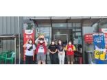 대학생 장애공감 서포터즈 : 장애공감가게 17호점 한우나라 정육식당을 방문하다!